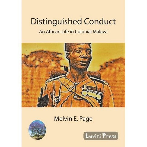 Distinguished Conduct - by  Melvin Page (Paperback) - image 1 of 1