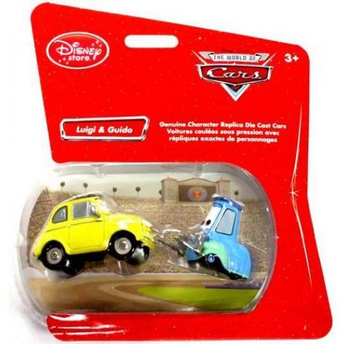 Disney Pixar Cars 1 48 Single Packs Luigi And Guido Diecast Car