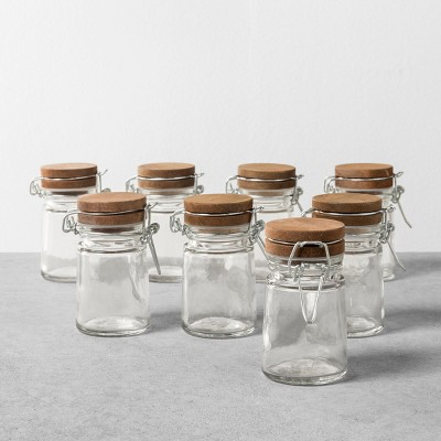 Food Storage Jar Set of 8 - Hearth & Hand™ with Magnolia