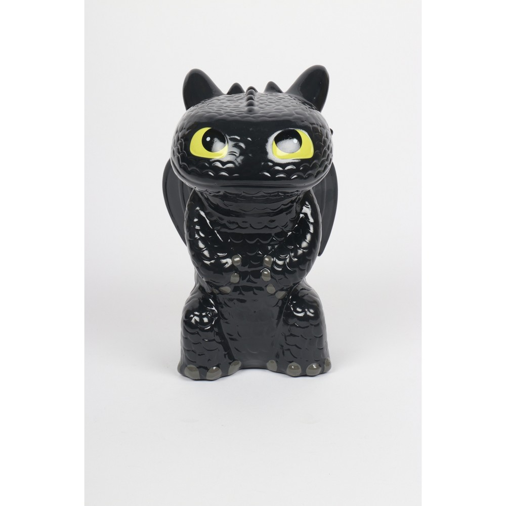 Image of How to Train your Dragon 3 Toothless Coin Bank, White