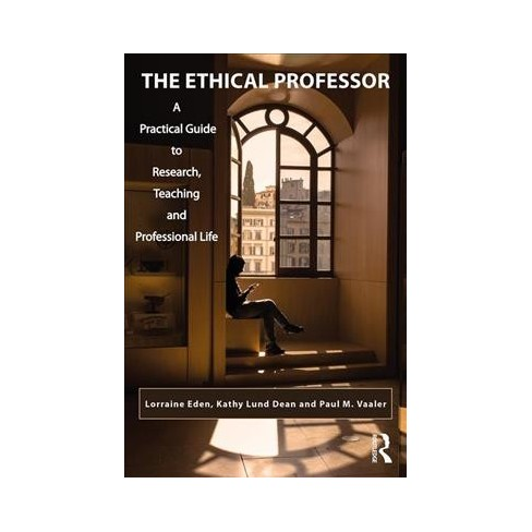 the ethical professor