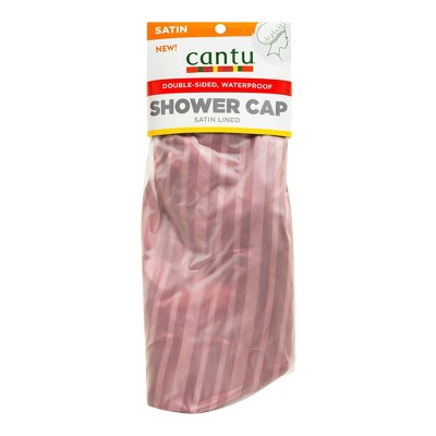Cantu Satin Lined Shower Cap - 1ct