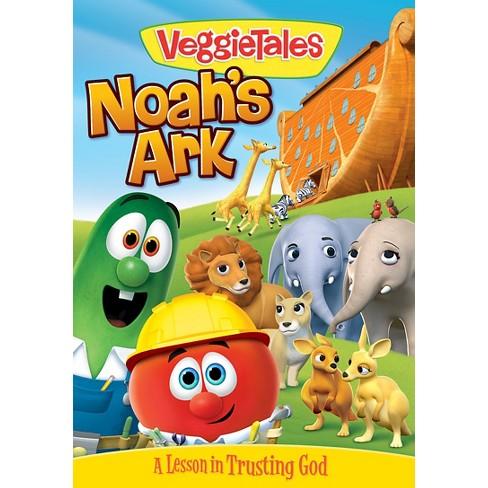 Veggie Tales Noahs Ark Target