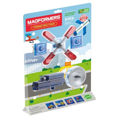 Magformers Transform Accessory Pack - 8pc - image 1 of 3