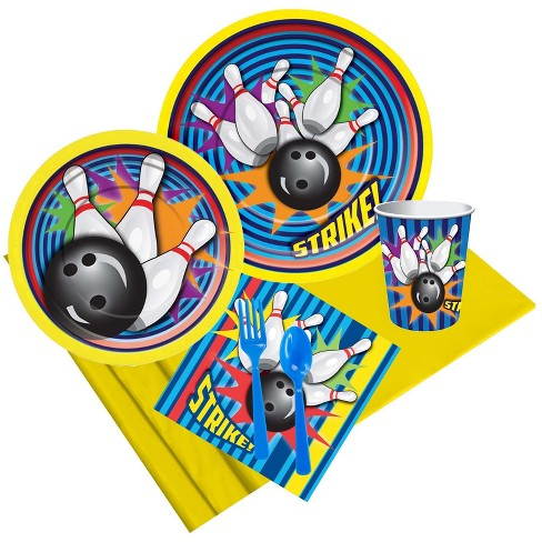 8ct Bowling Party Pack - image 1 of 1