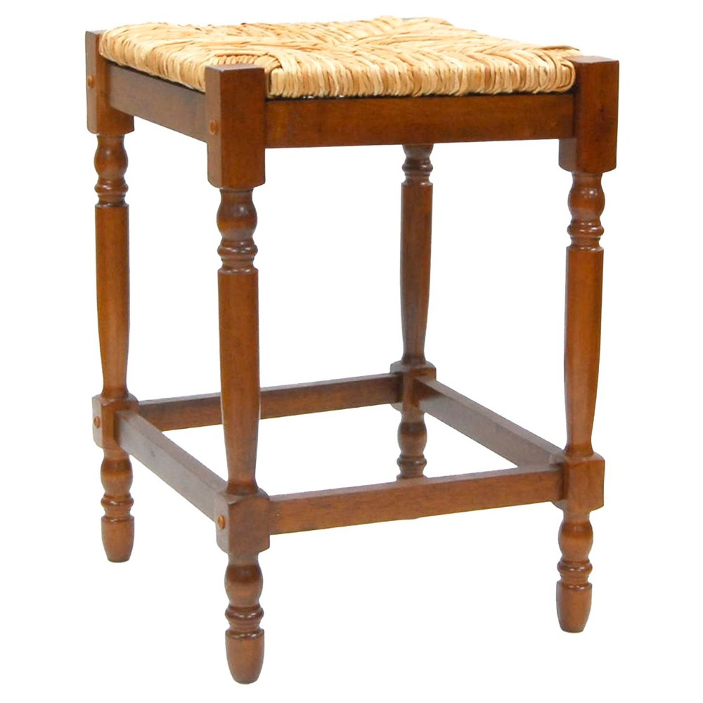 "Image of ""24"""" Turner Counter Stool Walnut - Carolina Chair and Table"""
