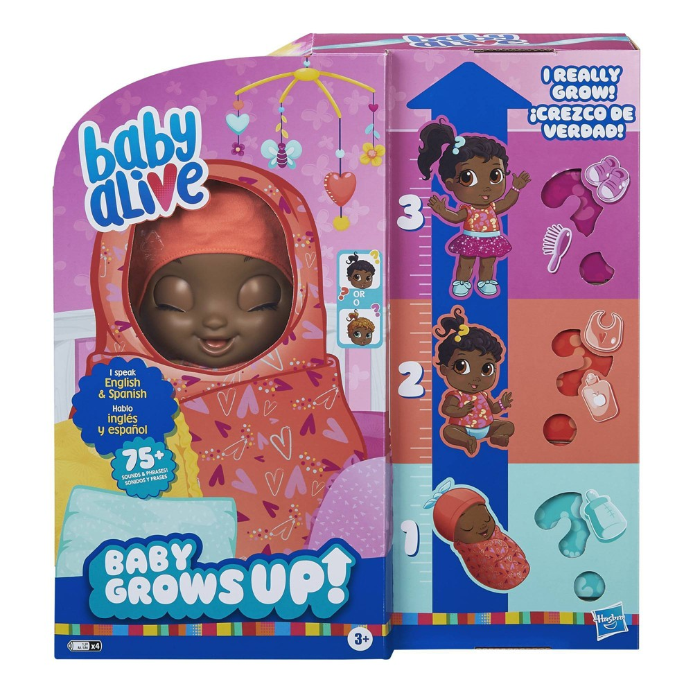 Baby Alive Baby Grows Up Sweet