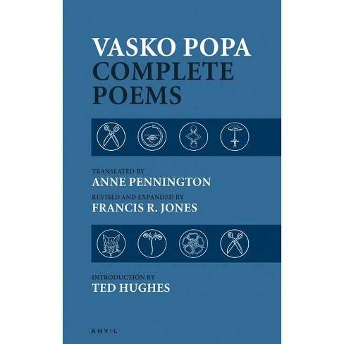 Vasko Popa Complete Poems - (Paperback) - image 1 of 1