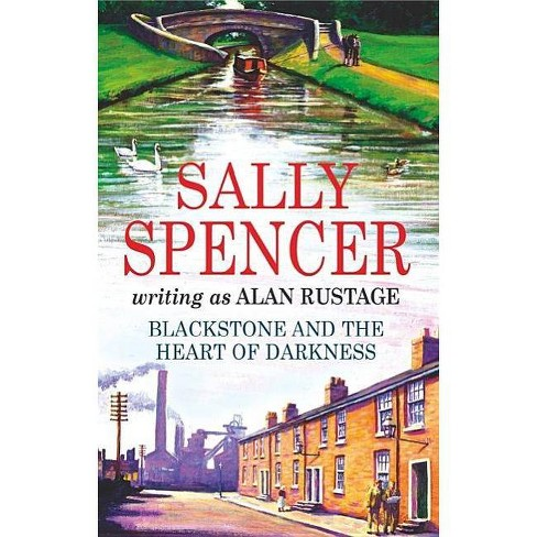 Blackstone and the Heart of Darkness - (Severn House Large Print) by  Sally Spencer (Hardcover) - image 1 of 1