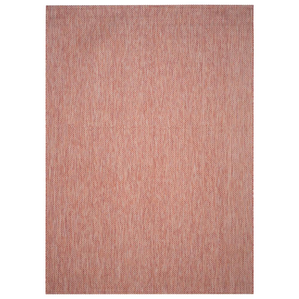 Cherwell 9' x 12' Outdoor Rug Red/Beige - Safavieh