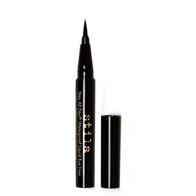 Stila DELUXE Stay All Day Waterproof Liquid Eyeliner- Intense Black - 0.153 fl oz - Ulta Beauty