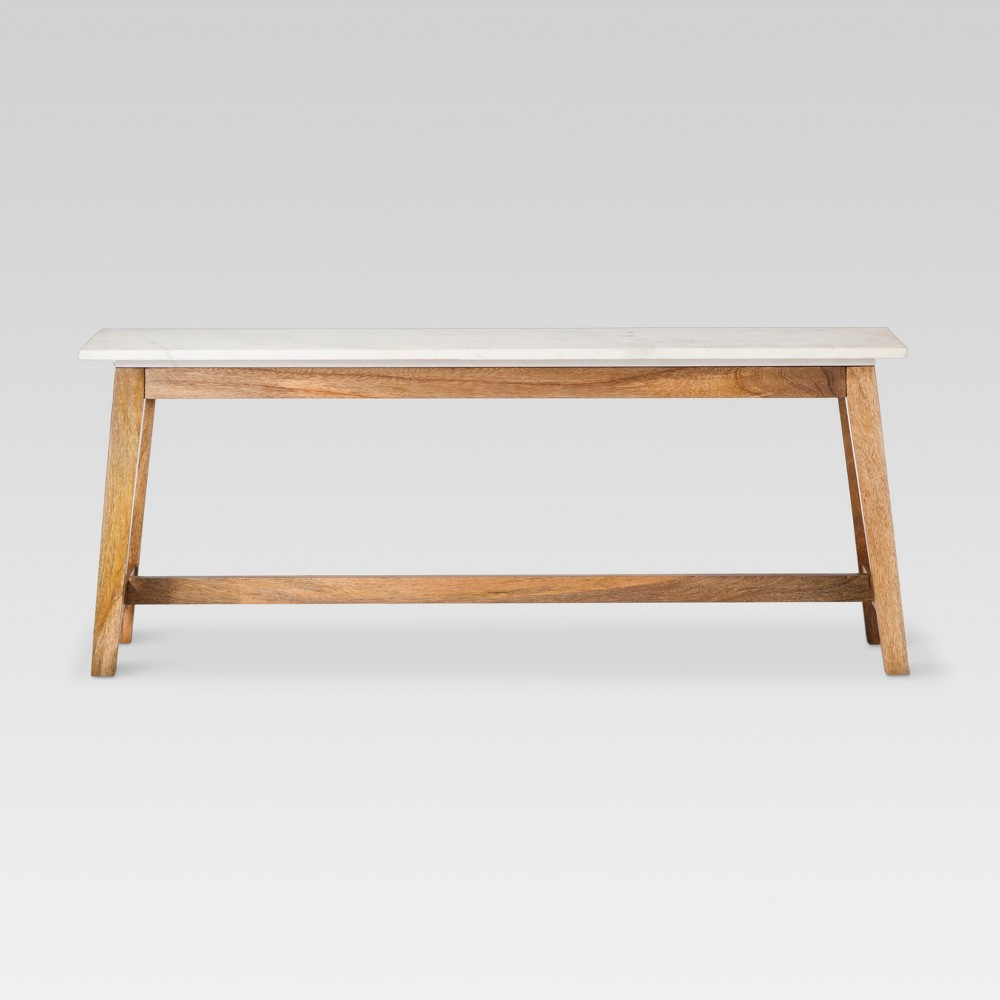 Lanham Coffee Table White - Threshold, Wood