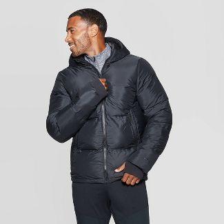 Men's Puffer Jacket - C9 Champion® Black M