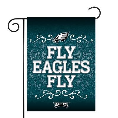 NFL Philadelphia Eagles Garden Flag with Pole