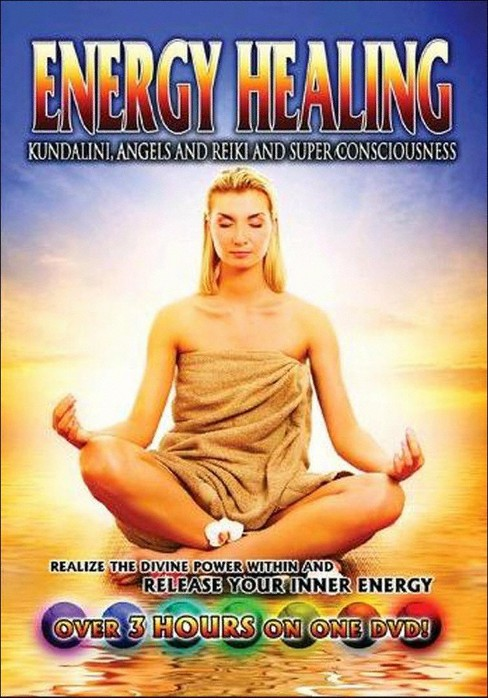 Energy healing:Kundalini angels & rei (DVD) - image 1 of 1