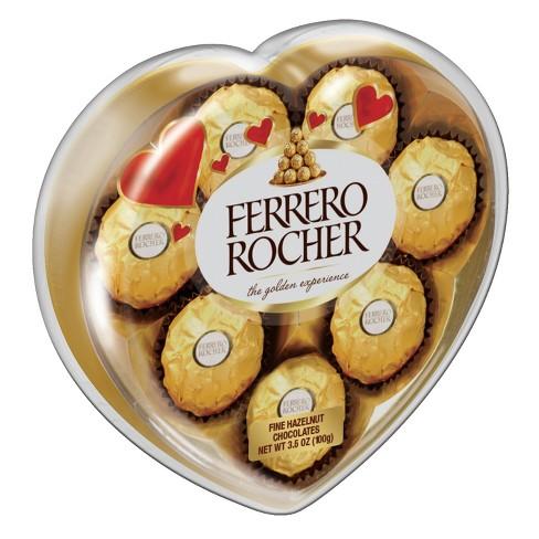Ferrero Rocher Valentine S Day Chocolates Heart Target