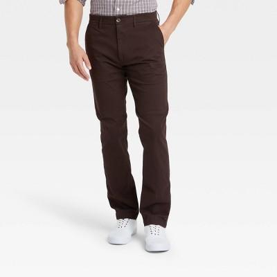 Men's Slim Fit Chino Pants