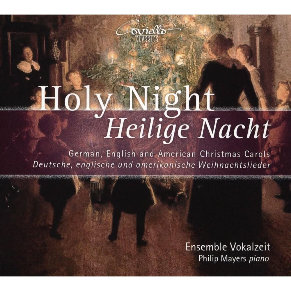 Ensemble Vokalzeit - Holy Night (CD)
