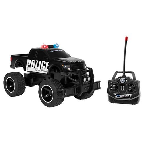 Ford F150 SVT Raptor Police RC Truck 1:14 - image 1 of 1