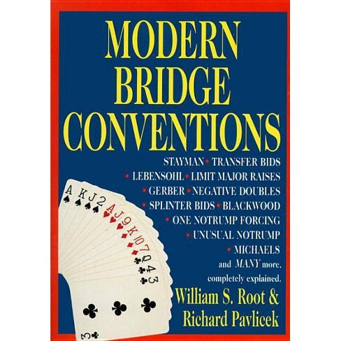Modern Bridge Conventions - by  William S Root & Richard Pavlicek (Paperback) - image 1 of 1