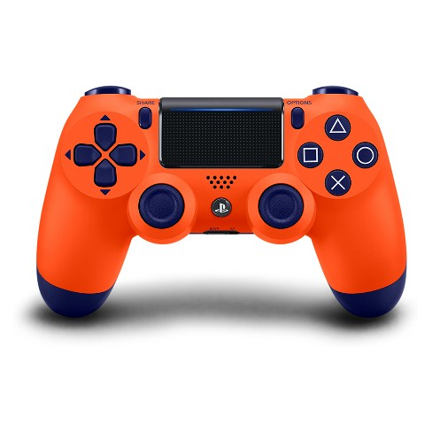 DualShock 4 Wireless Controller for PlayStation 4 - Sunset Orange - image 1 of 4