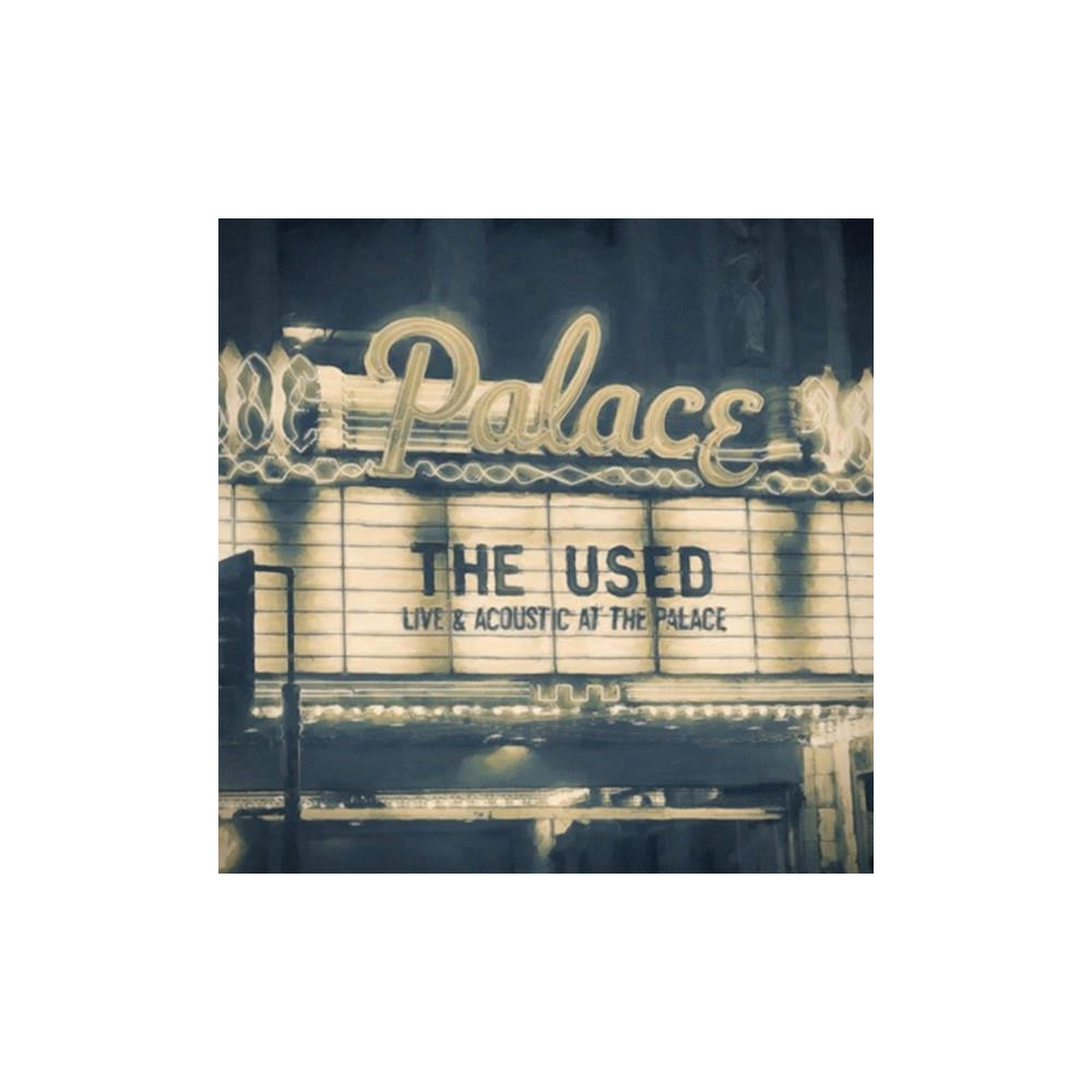 Used - Live & Acoustic At The Palace (Vinyl)