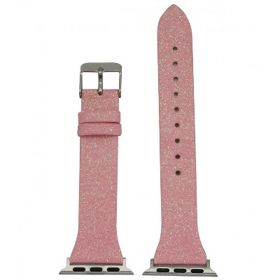 Olivia Pratt Glitter Buckle Apple Watch Band
