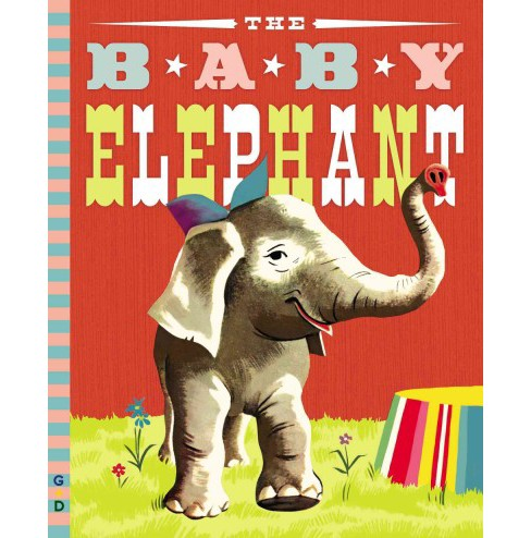 Baby Elephant (Reissue) (Hardcover) (Benjamin Brewster) - image 1 of 1