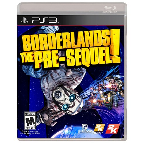 Borderlands The Pre-Sequel! PlayStation 3 - image 1 of 7