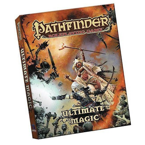 Pathfinder Roleplaying Game: Ultimate Magic Pocket Edition - (Paperback) - image 1 of 1