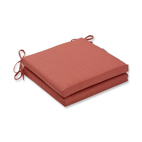 Rave 2pc Indoor/Outdoor Squared Corners Seat Cushion - Pillow Perfect - image 1 of 1