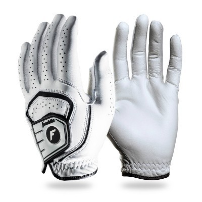 Franklin Sports Select Series Adult Pro Glove Right Hand Pearl/Black - S