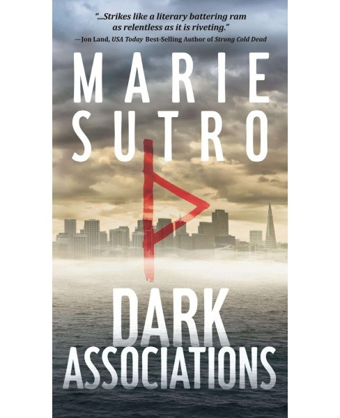 Dark Associations (Paperback) (Marie Sutro) - image 1 of 1