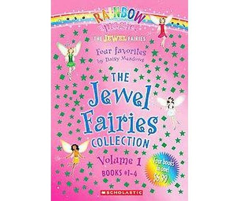 Jewel Fairies Collection (Vol 1) (Paperback) (Daisy Meadows) - image 1 of 1