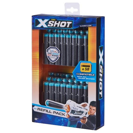 Zuru X-Shot 50pk Darts Refill image number null