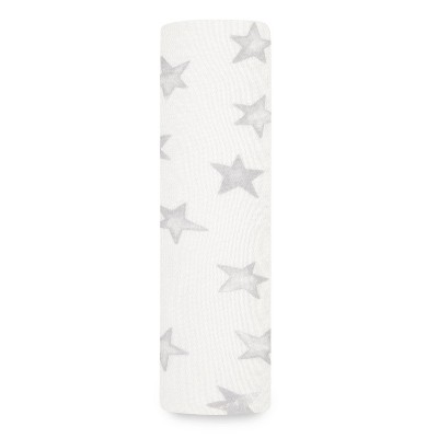 aden + anais Snuggle Knit Swaddle Blanket Star