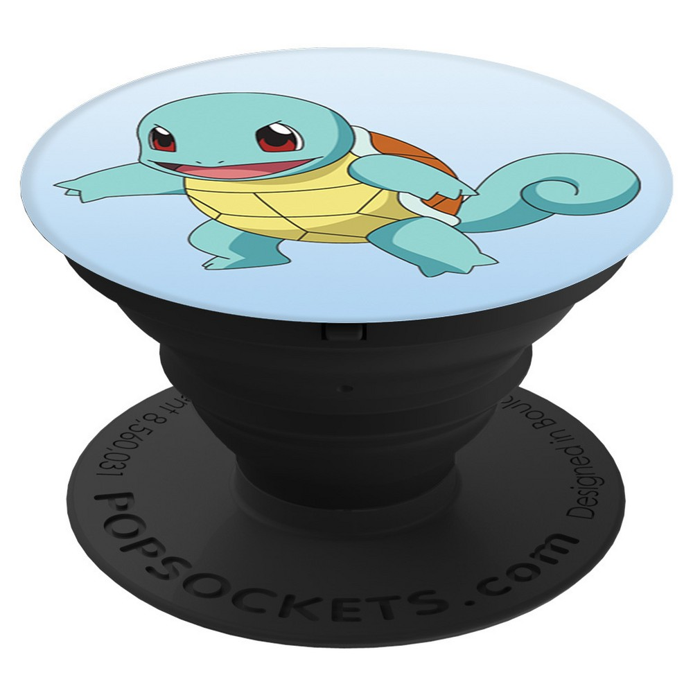 PopSockets Cell Phone Grip and Stand - Pokemon Squirtle