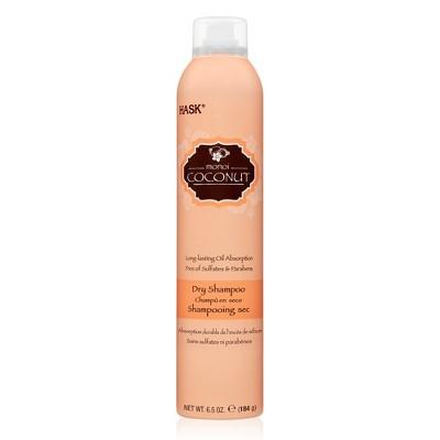 Hask Monoi Coconut Dry Shampoo - 6.5oz