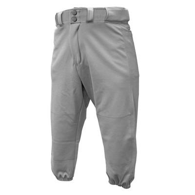 Franklin Sports Youth Baseball Pants Gray