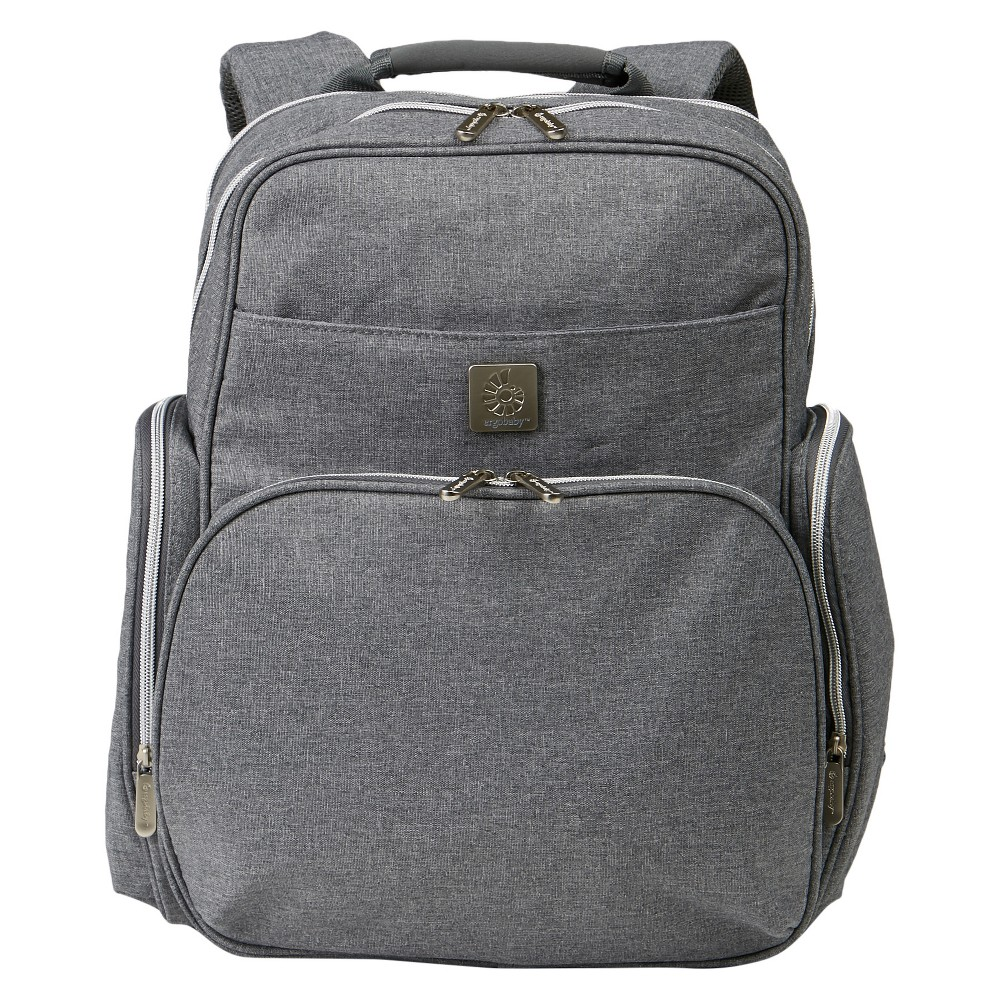 Image of Ergobaby Anywhere I Go Backpack Diaper Bag - Gray