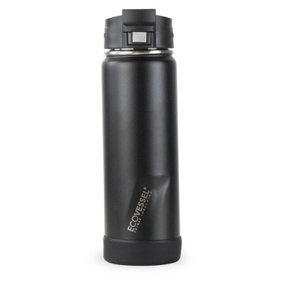 EcoVessel 20oz Perk Insulated Stainless Steel Travel Mug with Coffee Lid