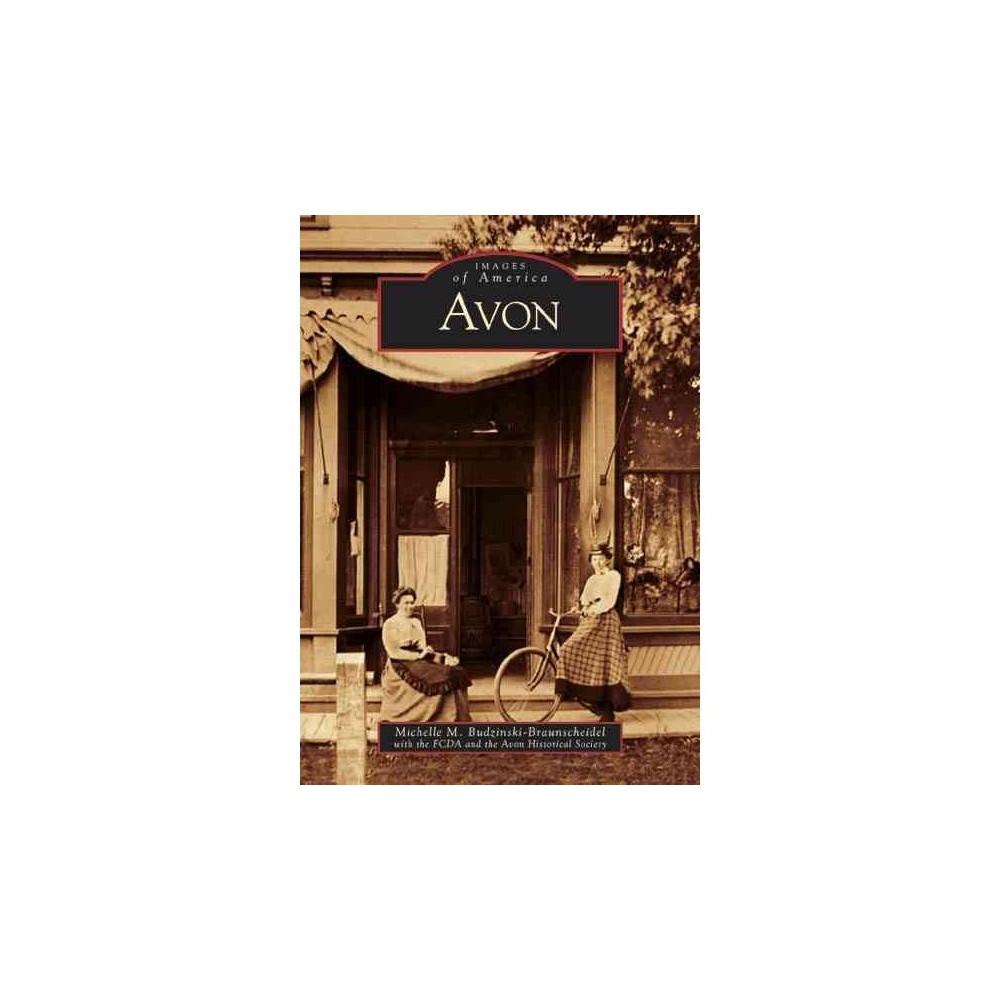 Avon, Books