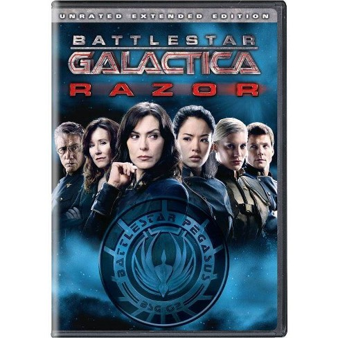 Battlestar Galactica: Razor (Unrated Extended Edition) (dvd_video) - image 1 of 1