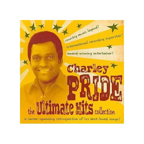 Pride - Charley Pride: The Ultimate Hits Collection (CD) - image 1 of 1
