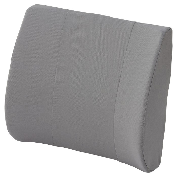 Mabis Healthcare Lumbar Cushion - Gray - image 1 of 5