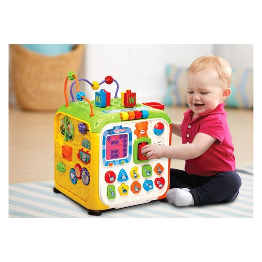 VTech Ultimate Alphabet Activity Cube image number null