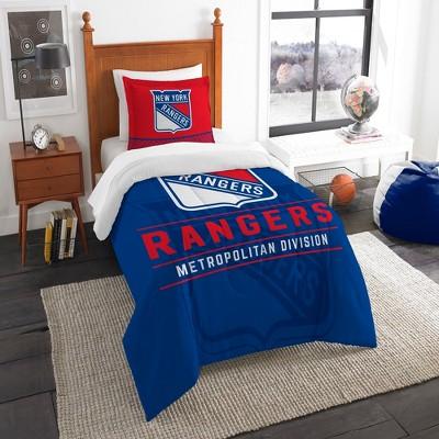 NHL Northwest Draft Twin Comforter Set
