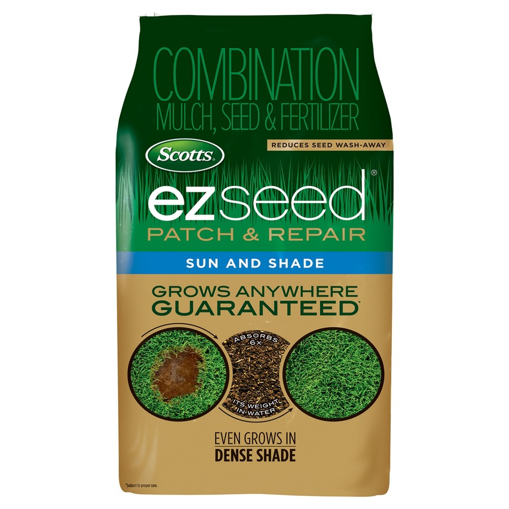 Image of Scotts EZ Seed Sun & Shade 10lb
