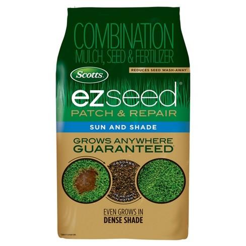Scotts EZ Seed Sun & Shade 10lb - image 1 of 4