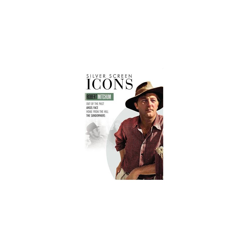 Silver Screen Icons:Robert Mitchum (Dvd)